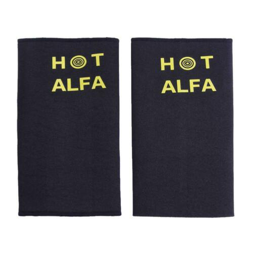 2pcs Thermal Evaporation Sauna Arm Slimming Sweat Arms Sleeves for Women #S5