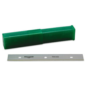 Unger-ErgoTec-Glass-Scraper-Replacement-Blades-6-034-Double-Edge-25-Pack-TR15