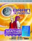 Brain Academy: Maths Challenges Mission File 1: 1 by Steph King, Richard Cooper (Paperback, 2014)
