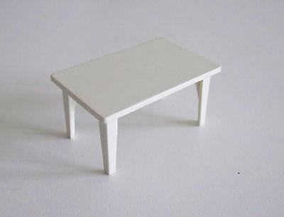 PLAYMOBIL (R239) MAISON MODERNE - Grande Table Blanche pour Cuisine | eBay