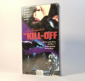 Jim Thompson's The Kill Off (VHS 1996) Brand New Factory Sealed! Loretta Gross