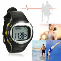 Pulse Heart Rate Monitor Pedometer Calories Counter Sport Fitness Watch Gift