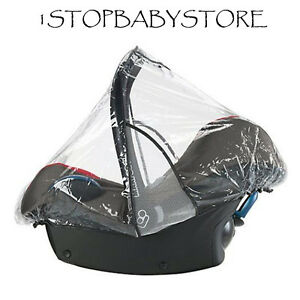 car seat rain cover for maxi cosi cabriofix pebble ventura. Black Bedroom Furniture Sets. Home Design Ideas