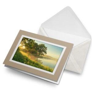 Greetings-Card-Biege-Pretty-River-Riverside-View-3997