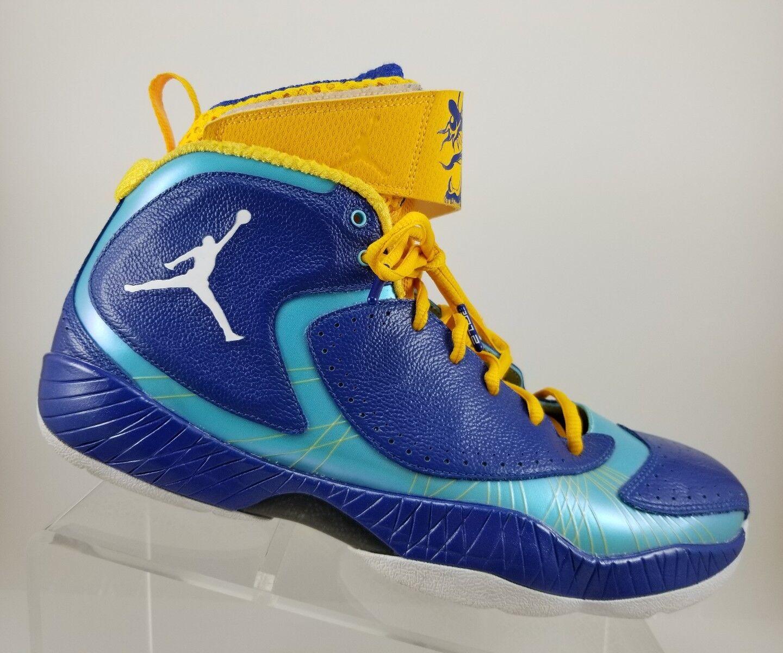 Nike air jordan volare attraverso il da drago blu, scarpe da il basket 12 484654-401 Uomo 7d8849