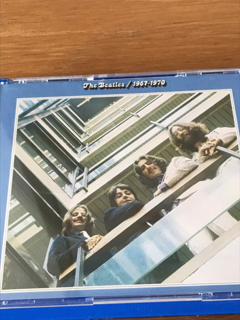 The Beatles: The Beatles 1967 - 1970, rock, 2 stk cd' er i…