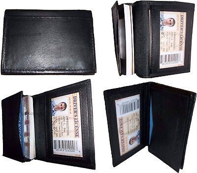 Acquista A Buon Mercato Nuovo Donna Uomo Pelle Business Credito Id Card Fifty Carte Custodia Nuovi