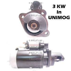 OM364 OM353 Neuer Anlasser für BOSCH in MB UNIMOG OM314 OM366 OM352