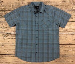 Hurley Nike Dri Fit Short Sleeve Shirt