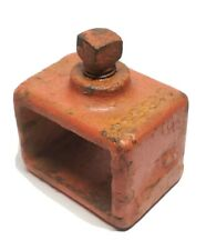Allis Chalmers G Tractor Cultivator Arch Spreader Clamp 316544 Attachment Part