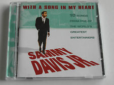 Sammy Davis Jr - With A Song In My Heart (CD Album) Used Very Good