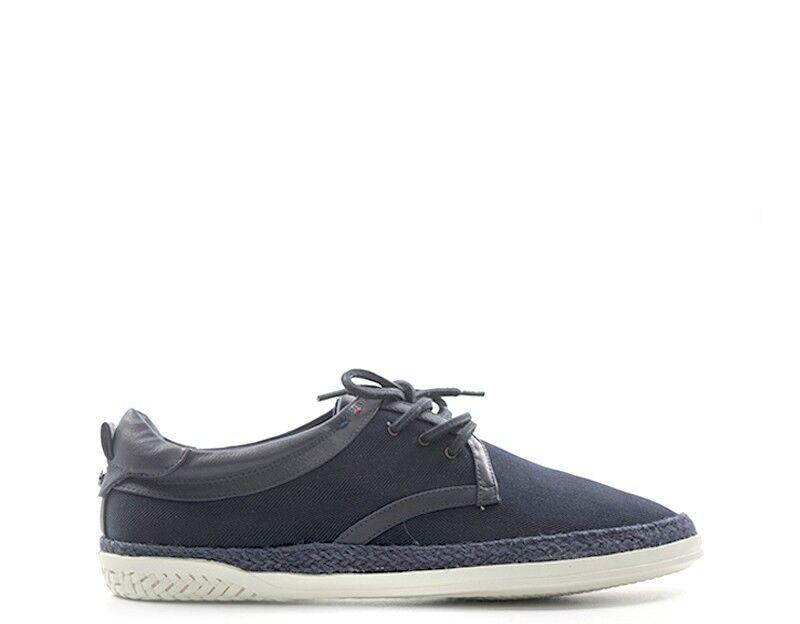 Schuhe WRANGLER WRANGLER Schuhe Mann BLU Stoff WM171101-W0016S a2e700