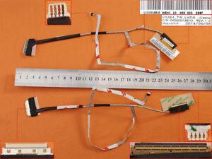 Lenovo-IdeaPad-S300t-S400t-S415-S405t-amp-S500t-LVDS-LCD-Screen-Cable-DC02001SE10