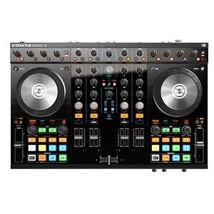 Details about Native Instruments Traktor Kontrol S4 MK2 USB MIDI DJ  Controller inc Warranty
