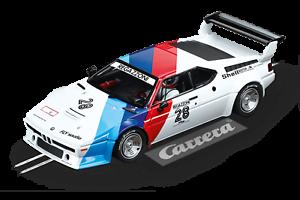 Top Tuning Carrera Digital 124 - BMW M1 Procar   Regazzoni   Item 23820