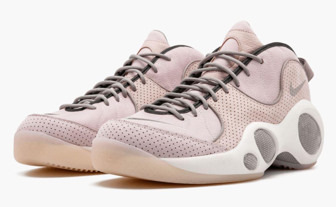 Nike Zoom NikeLab Zoom Nike Flight 95 Jason Kidd Pearl Pink Cobblestone Size 10 941943-600 c0c0af