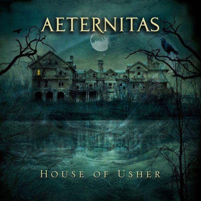 AETERNITAS - House Of Usher - CD - 200956