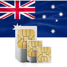 Australien SIM + 5 GB für 30 Tage