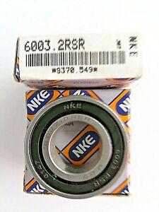Rodamientos-lote-de-2-piezas-6003-2RSR-marca-NKE-medidas-17x35x10mm
