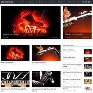 DIGITAL-MUSIC-SHOP-Home-Based-Make-Money-Online-Website-Business-For-Sale