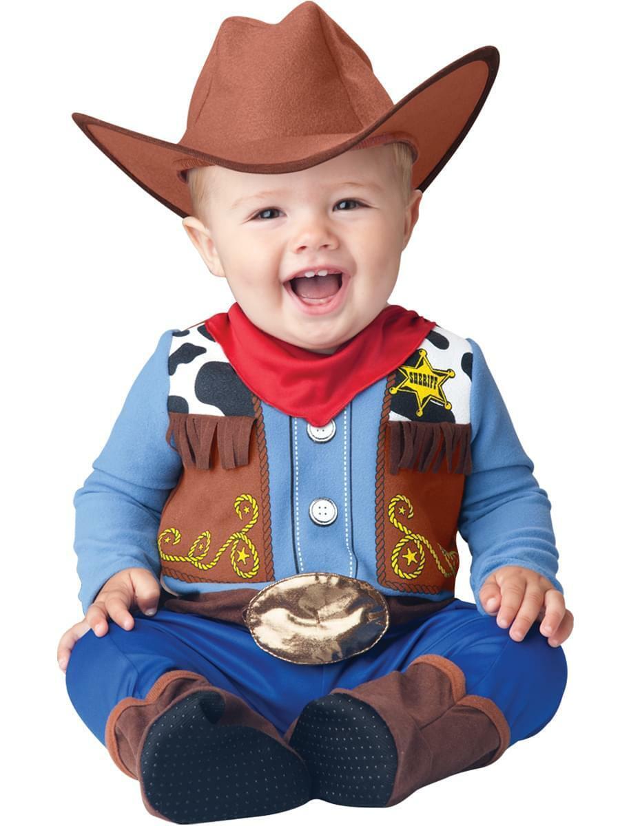 Wee Wrangler Cowboy Costume Child Infant