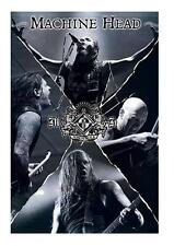 "MACHINE HEAD POSTER ""LIVE COLLAGE"""