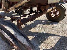 Farmall 300 350 H Sh Ih Tractor Aftermarket Wide Frontend Original Ih Hubs