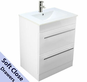 bathroom floor cabinets with drawers bathroom vanity unit basin sink amp tap 600mm square floor 22102
