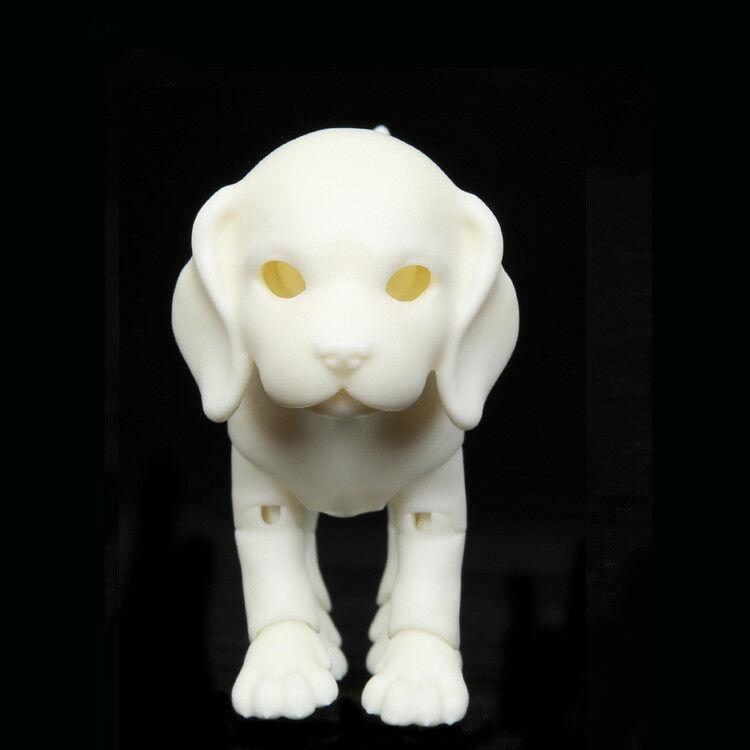 1 8 muñeca de BJD SD muñeca mascota Beagle Cachorro Perro-sin maquillaje