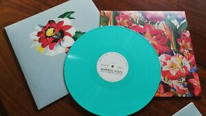 Maribou State Kingdoms In Colour Turquoise Vinyl Limited Edition Lp Sealed 5054429134209 Ebay