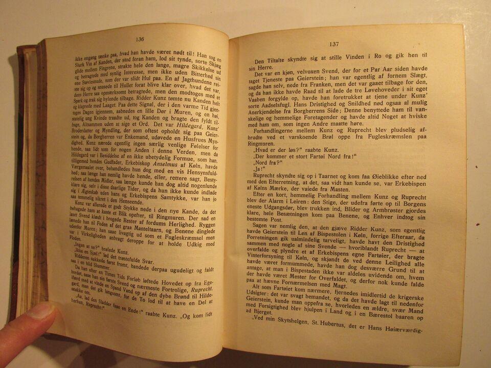 Noveller + Noveller II, Sophus Bauditz, genre: noveller