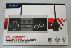 retro-bit Game-Pad/Controller für  Nintendo NES, NEU in OVP