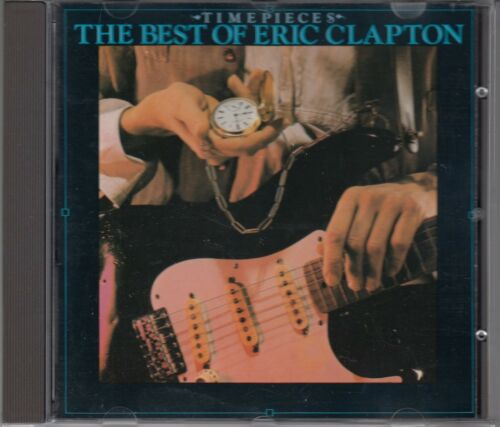 1 von 1 - Eric Clapton - Time Pieces (Best of)