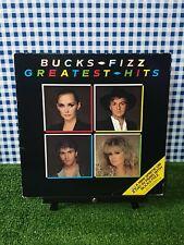 Bucks Fizz Eurovision New Poster Masks