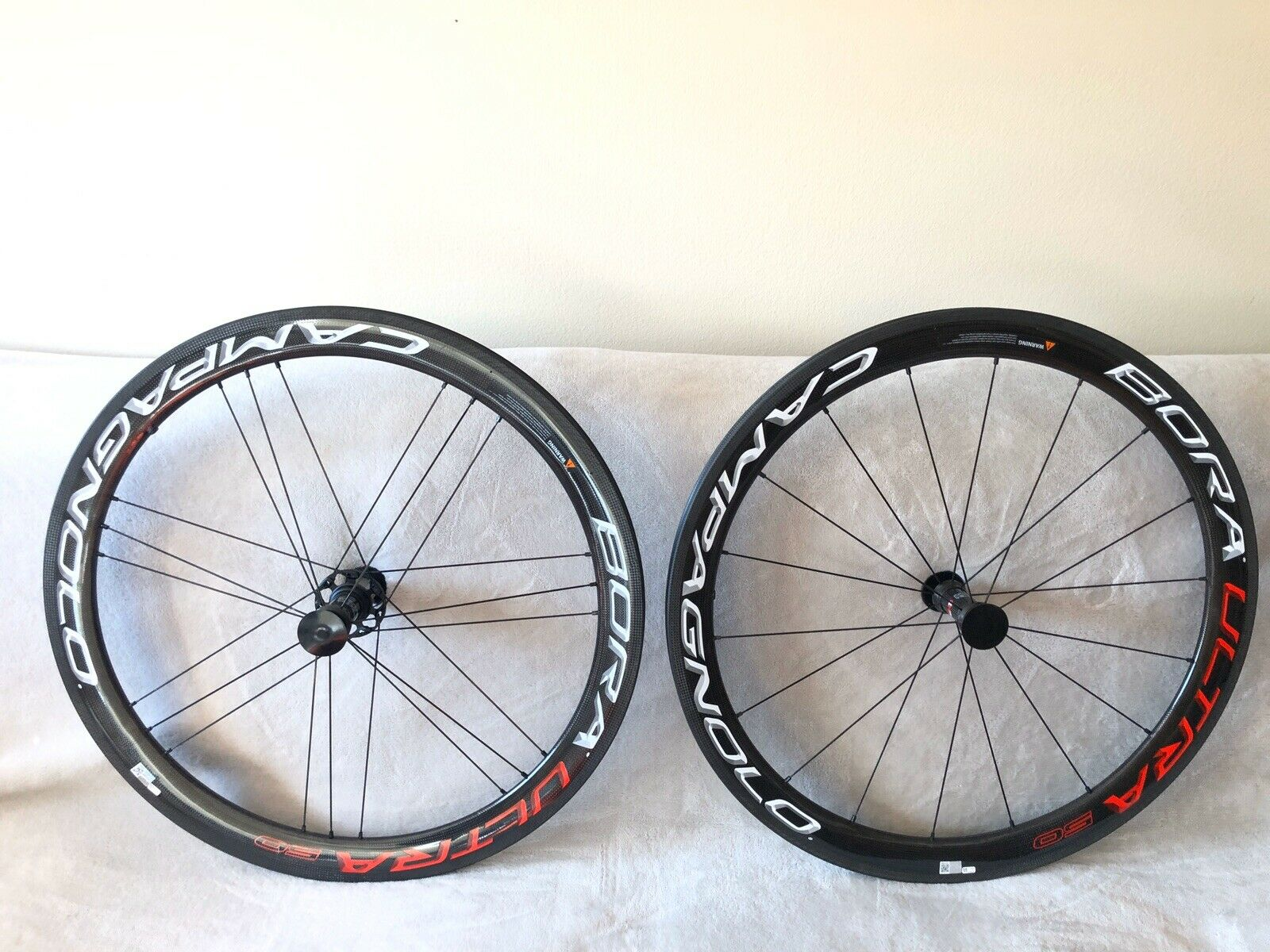 Campagnolo Bora One 35 and Bora Ultra 35 Spoke and Nipple Kit for Rear Right