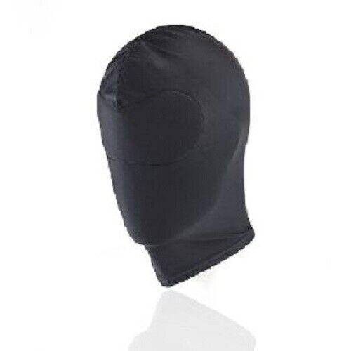 Spandex  Blindfold No Hole Hood Head Opening Balaclava Face Mask