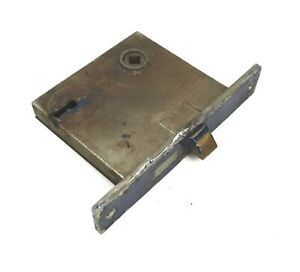 Antique Vintage Door Heavy Duty Mortise Lock Locking Mechanism