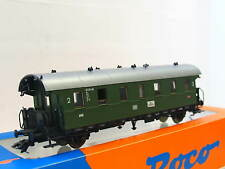Roco H0 4201A Personenwagen Bie 2. Klasse DB AC OVP (N8645)