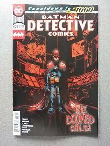 Batman-DETECTIVE-COMICS-999a-2019-DC-Universe-Comics-VF-NM-Book