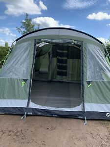 Outwell Montana 6 With Outwell Montana 6 Awning | eBay