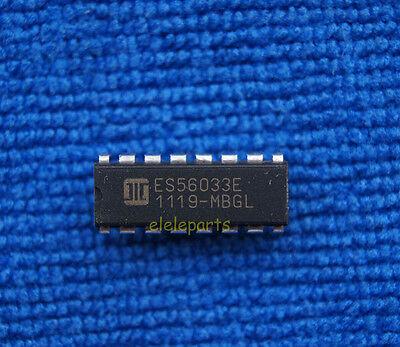 DIP-16 32K 1PCS ES56033E ES56033 Echo Sound Processor