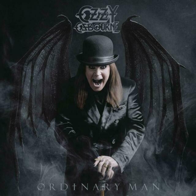 Ordinary Man 140 Gram , Ozzy Osbourne, New, Vinyl - $27.99