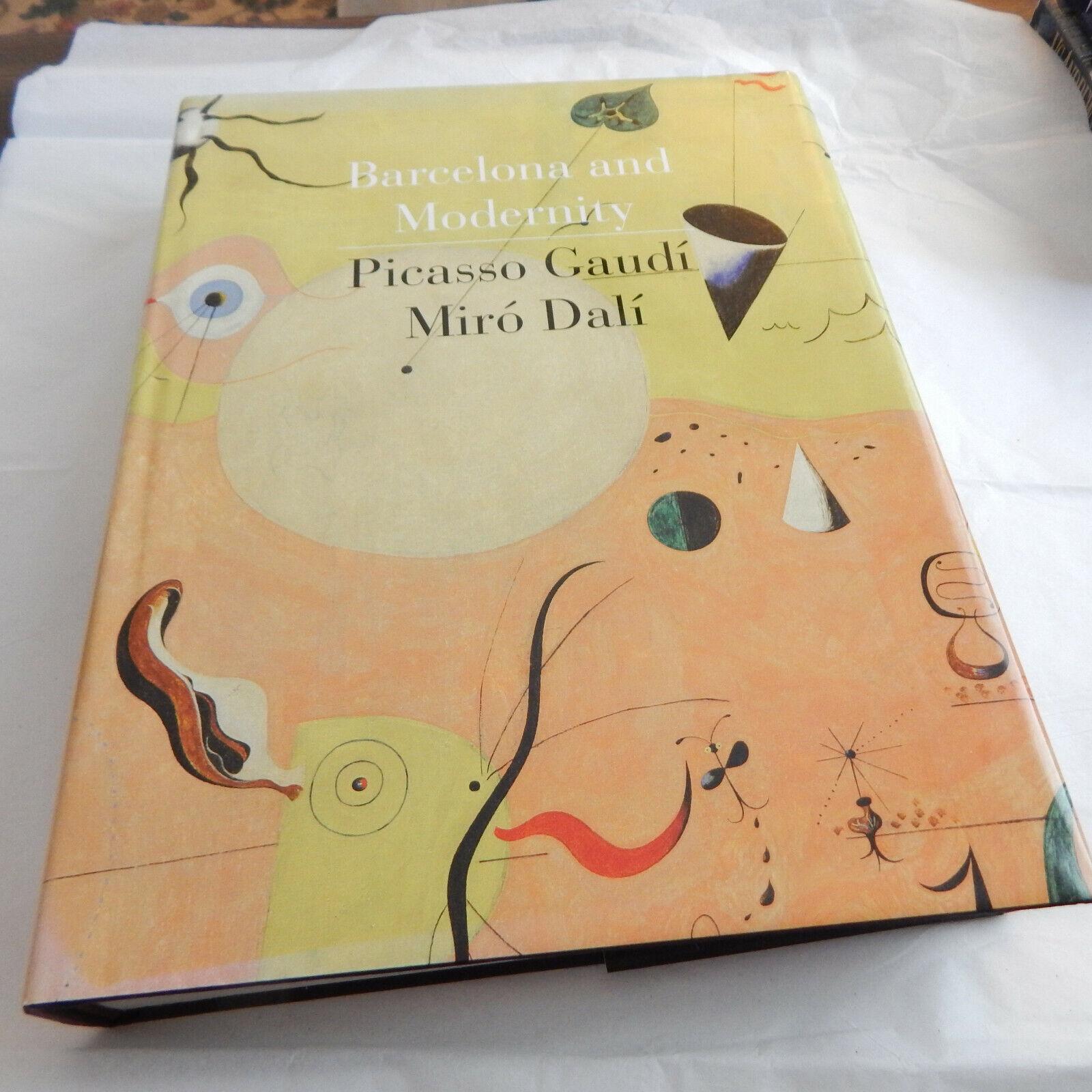 Dal/í Barcelona and Modernity: Picasso Mir/ó Gaud/í
