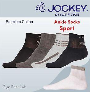 Jinete-Calcetines-de-deporte-7036-One-pair-ankle-Longitud-Algodon-5
