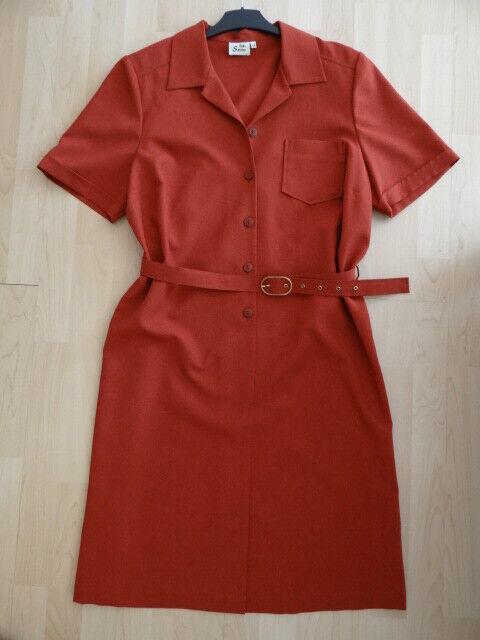 Luftiges Sommerkleid HemdBlausenkleid Kleid Gr. 44 46 von Belle Surprise
