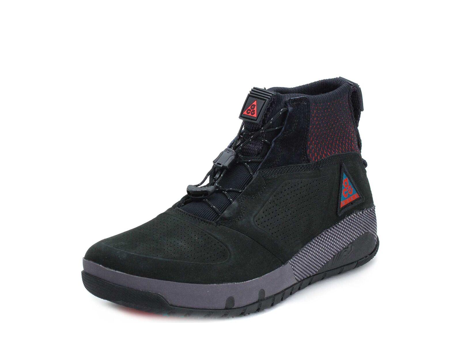 Nike Mens ACG Ruckel Ridge Black Teal AQ9333-002