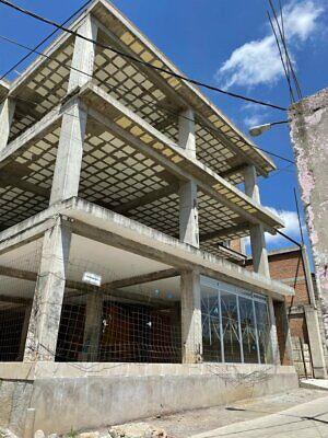 EDIFICIO EN VENTA CON LOCALES EN CONSTRUCCION SANTIAGO TLACOTEPEC
