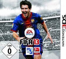Nintendo 3DS FIFA 13 Fussball Deutsch Neuwertig