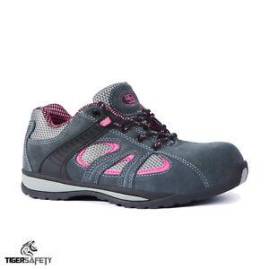 Pink Src Black Vixen Cap Safety Composite Vx870 S1p Ladies Toe Trainers Lilly qxXqpYwAnt