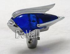 Blue Antenna Topper Top Art Deco Vintage Fender Guide Retro Style Hot Rod Custom
